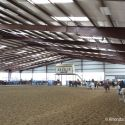 Covered Arena at Cross Trails Cowboy Church