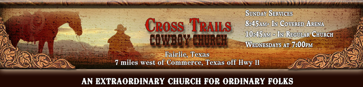 Cross Trails Cowboy Church